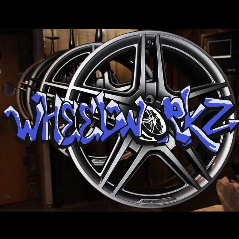 Wheel Workz Alloy Wheel Refurb