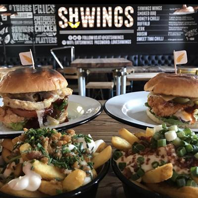 Shwings Restaurant